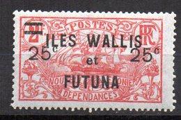 Sello    Nº 30   Wallis Et Futuna - Wallis Y Futuna