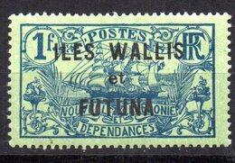 Sello    Nº 15   Wallis Et Futuna - Wallis Y Futuna