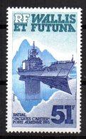 Sello    Nº A-146   Wallis Et Futuna - Nuevos