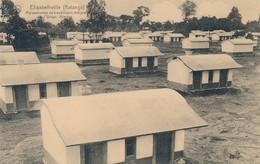 CPA - Afrique - RDC - Congo Belge - Elisabethville - Maisonnettes De Travailleurs Indigène L'Union Minière - Congo Belge - Autres