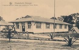 CPA - Afrique - RDC - Congo Belge - Elisabethville - L'une Des Salles De L'hôpital Pour Indigènes De L'union Minière - Congo Belge - Autres