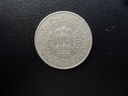 INDE :  50 PAISE  1987 (c)  KM 65    TTB - Inde