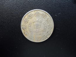 INDE :  50 PAISE  1989 (B)  KM 65    TTB - India