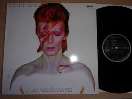 DAVID BOWIE Aladdin Sane Rare LP Psych Glam Rock Prog Psychedelic - Rock