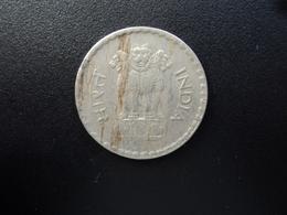 INDE :  1 RUPEE  1981 (C)   KM 78.3    TTB - Inde