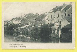 * Boitsfort - Watermaal Bosvoorde (Bruxelles) * (D.V.D. - DVD 8556 Papeterie Dero) L'étang, Vijver, Lac, Quai, Rare - Watermael-Boitsfort - Watermaal-Bosvoorde