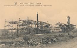 CPA - Afrique - RDC - Congo Belge - Mine Prince Léopold - Congo Belge - Autres