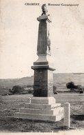 CHAMERY  -- MONUMENT COMMEMORATIF - France