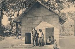 CPA - Afrique - RDC - Congo Belge - Maison De Travailleur Indigène à L'Union Minière - Congo Belge - Autres