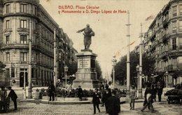 BILBAO. LA PLAZA CIRCULAR - Vizcaya (Bilbao)