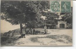 CPA - SANCERRE - PORTE CESAR - Sancerre