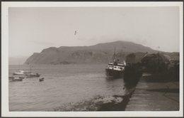Unidentified Coastal Location, C.1950 - RP Postcard - To Identify