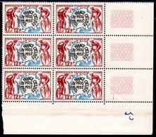 FRANCE - YT N° 955 X6 - Neufs ** - MNH - Cote: 15,60 € - France
