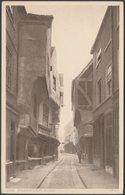 The Shambles, York, Yorkshire, C.1910s - CAA Postcard - York