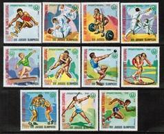 EQUATORIAL GUINEA  Scott # UNLISTED** VF MINT NH 1976 SET  LG-978 - Equatorial Guinea