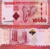 TANZANIA       10,000 Shilingi          P-44a       ND (2011)       UNC  [ 10000 ] - Tanzanie
