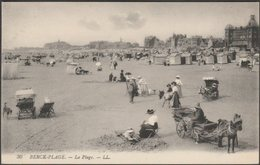 La Plage, Berck-Plage, C.1910 - Lévy CPA LL30 - Berck