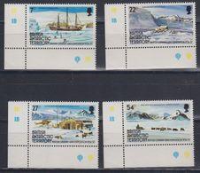 British Antarctic Territory 1985 British Grahamland Expedition 4v (corners) ** Mnh (41657B) - Brits Antarctisch Territorium  (BAT)