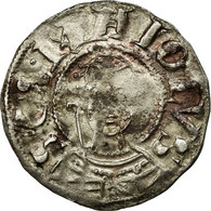Monnaie, France, Bourbonnais, Denier, Souvigny, TB+, Argent, Boudeau:359 - 476-1789 Monnaies Seigneuriales
