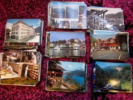 Gros LOT De + De 450 CPM SUISSE écrites Ou Non, Timbrées Ou Non - Voir Les 5 Photos - 100 - 499 Cartoline