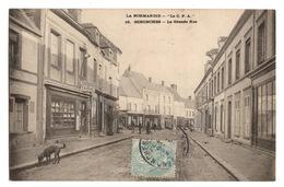 28 EURE ET LOIRE - SENONCHES La Grande Rue - France