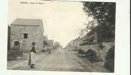 "-*1 X TOHOGNE   * -"""" Route  De  Hamoir.  -   """"- - Durbuy"