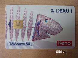 F624 50 02/96 S03 - KENO 96 - Games