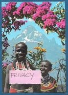 KENYA KENSTA TRIBES SERIES 1988 - Kenia