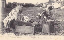 Le Maroc Pittoresque - Oudjda - Laveuses Indigènes Au Camp - Marocco