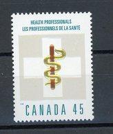 CANADA - SUMOS - N° Yvert  ? ** BANDE DE 2 Tp - 1952-.... Règne D'Elizabeth II