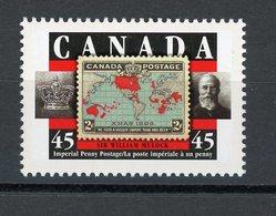 CANADA - TIMBRE SUR TIMBRE - N° Yvert  ? ** - 1952-.... Règne D'Elizabeth II