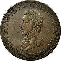 United Kingdom , Jeton, Great-Britain, 1812, TTB, Cuivre - Royaume-Uni