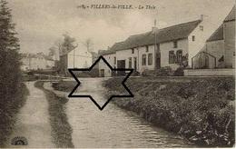 108 - VILLERS-LA-VILLE - La Thyle (Bas De La Rue De Marbais) - Villers-la-Ville