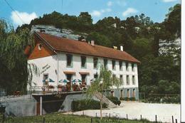 CPM - Vallée Du Dessoubre - Cour Saint Maurice - La Truite Du Moulin - Restaurant - Autres Communes