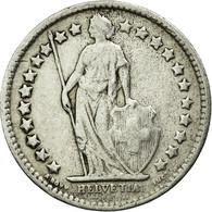 Monnaie, Suisse, 1/2 Franc, 1920, Bern, TTB, Argent, KM:23 - Suisse
