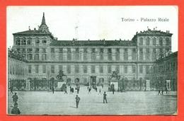 TORINO- PALAZZO  REALE - Palazzo Reale