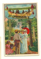 CHROMO FICHE ILLUSTREE / HONOHULU - Géographie