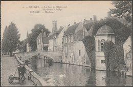 Le Pont De L'Hydromel, Bruges, C.1905-10 - CPA - Brugge