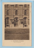75  -  PARIS  -  ASSEMBLEE  NATIONALE  -  ENTREE  RUE  GAMBETTA  -  1939  - - Frankrijk