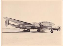 PHOTO 24,2 X 18 Cm DJIBOUTI En 1954/1956 - AVION TRANSPORT SNCA SO 30 BRETAGNE Et JUNKERS @ FRANCE MILITAIRE AVIATION - Aviation