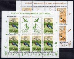 ROUMANIE Timbres Neufs ** De 1999 ( Ref 5940 )   EUROPA -  Oiseaux - 1948-.... Republics