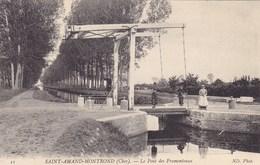 Cher - Saint-Amand-Montrond - Le Pont Des Fromentaux - Saint-Amand-Montrond