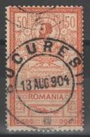 Roumanie - YT 148 Oblitéré - 1903 - 1881-1918: Charles I