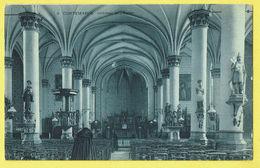 * Kortemark - Cortemarck * (SBP, Nr 2) Intérieur De L'église, Binnenzicht Kerk, Church, Kirche, Autel, TOP, Chaire, Old - Kortemark