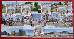 Mooi Nederland BREDA (49) NVPH 2814 (Mi 2851) 2011 POSTFRIS / MNH ** NEDERLAND / NIEDERLANDE / NETHERLANDS - Period 1980-... (Beatrix)