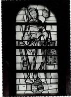 VILLERS-LA-VILLE - Eglise Paroissiale - Vitrail De St Bernard, Fondateur De L'Abbaye De Villers - Villers-la-Ville