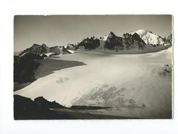 Plateau Du Trient Les Darreys Aiguilles Dorées Aiguille D'Argentière - VS Valais