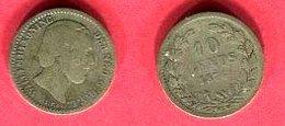 10 Cent  ( Km 80) TB 40 - [ 3] 1815-… : Kingdom Of The Netherlands
