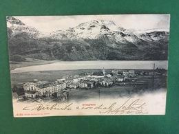 Cartolina Silvaplana - 1904 - Cartoline