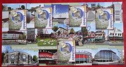 Mooi Nederland ENSCHEDE (49) NVPH 2821 (Mi 2869) 2011 POSTFRIS / MNH ** NEDERLAND / NIEDERLANDE / NETHERLANDS - Period 1980-... (Beatrix)